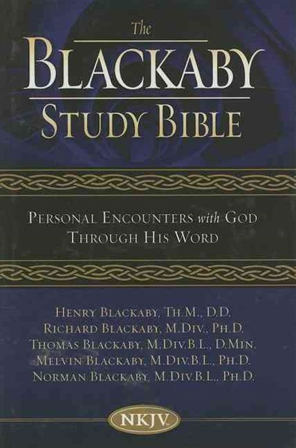 Blackaby Study Bible
