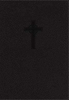 NKJV Ultraslim Reference Bible, Indexed, Red Letter Edition [Black]
