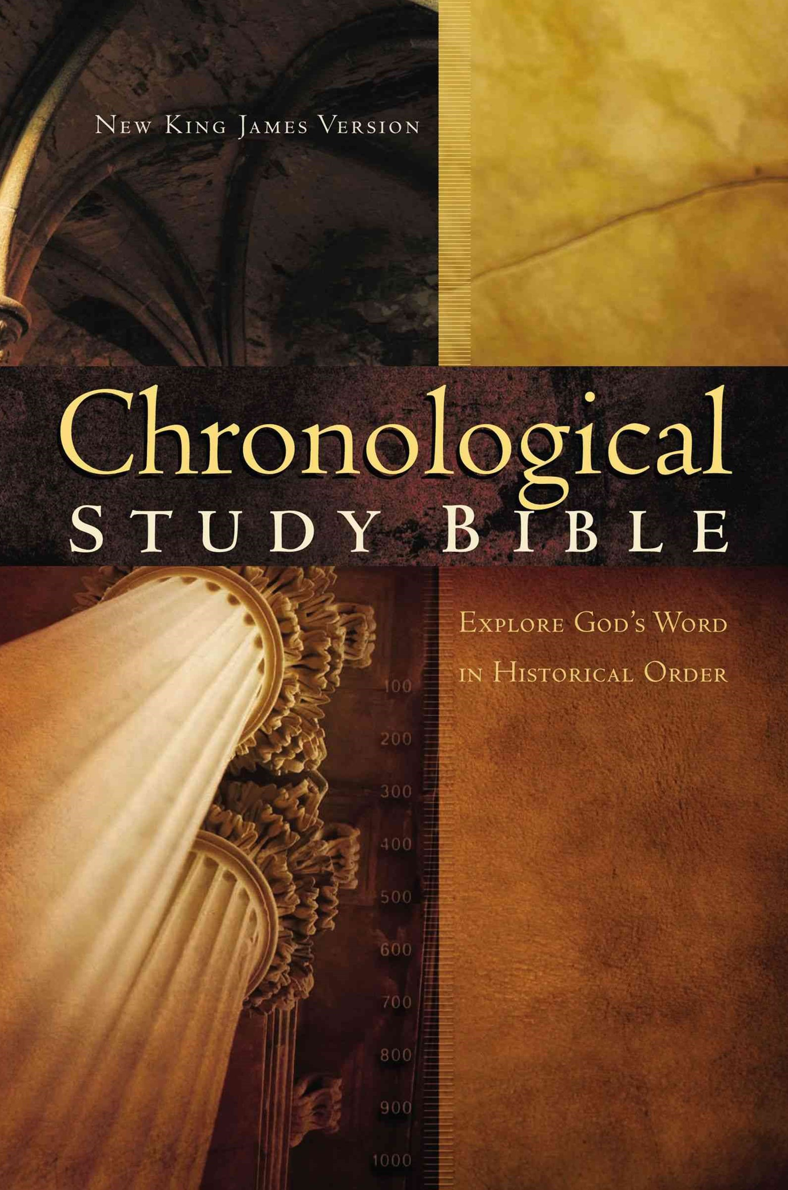 NKJV, the Chronological Study Bible