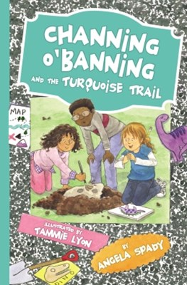 (ebook) Channing O'Banning and the Turquoise Trail