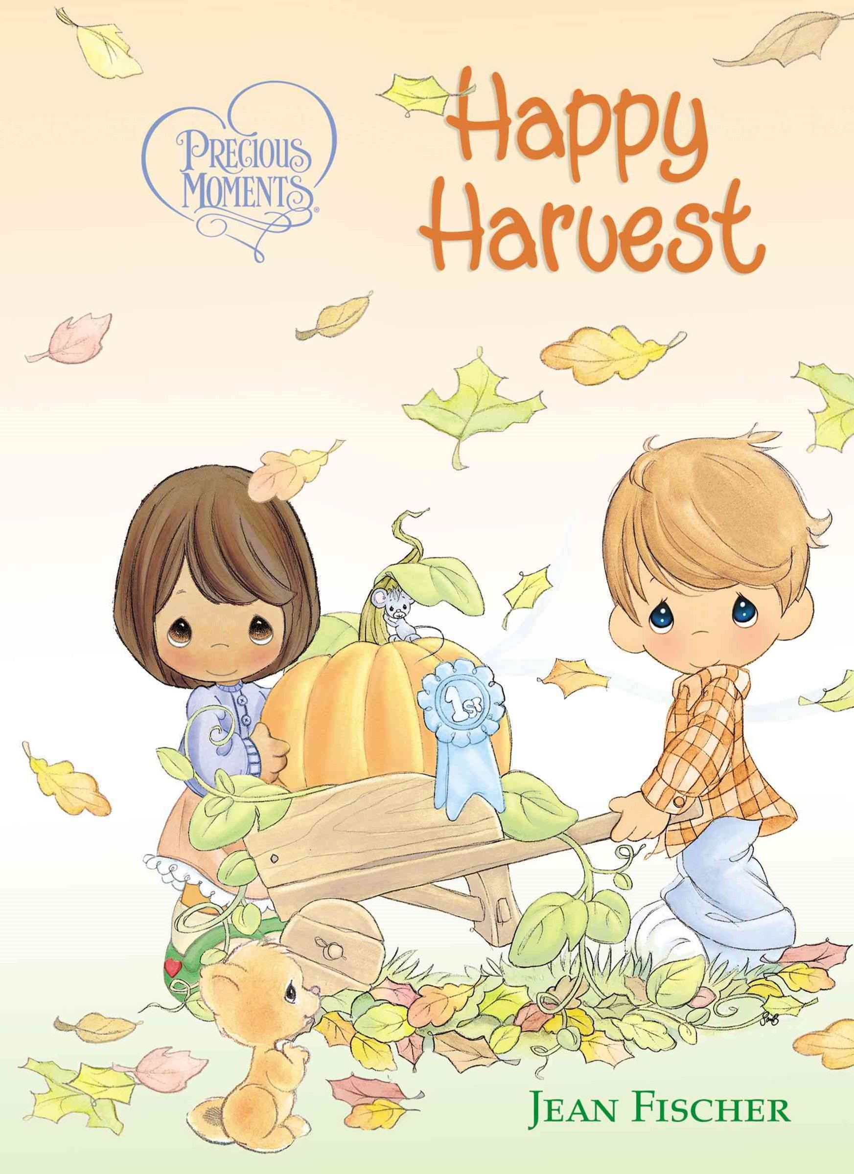 Precious Moments: Happy Harvest