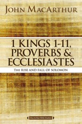 (ebook) 1 Kings 1 to 11, Proverbs, and Ecclesiastes