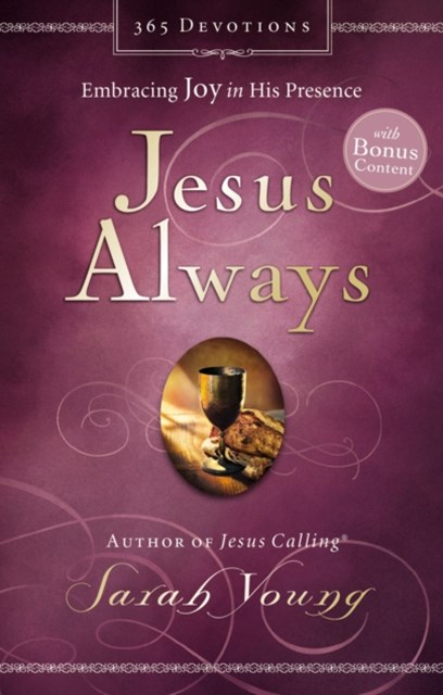 (ebook) Jesus Always (with Bonus Content)