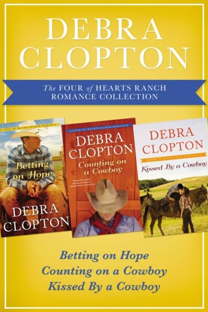 (ebook) The Four of Hearts Ranch Romance Collection