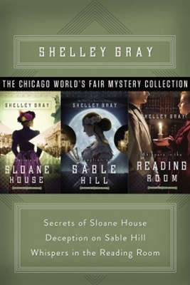 (ebook) The Chicago World's Fair Mystery Collection