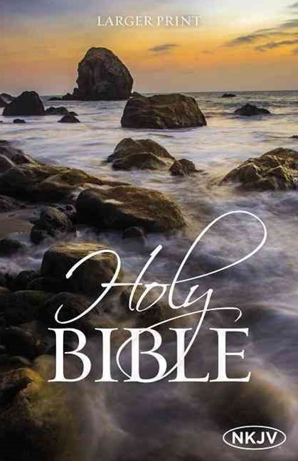 NKJV Holy Bible, Larger Print