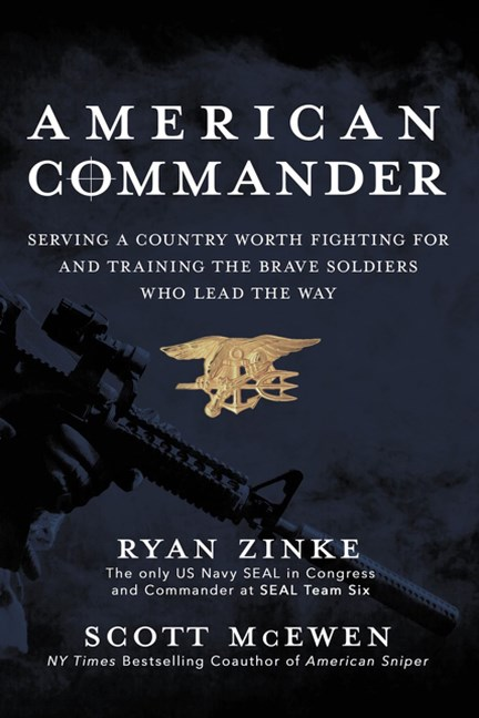 American Commander: Serving A Country Worth Fighting For And Training The Brave Soldiers Who Lead The Way
