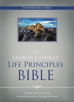(ebook) NIV, The Charles F. Stanley Life Principles Bible, Ebook