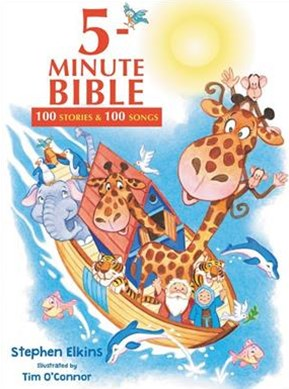 5-Minute Bible: 100 Stories & 100 Songs