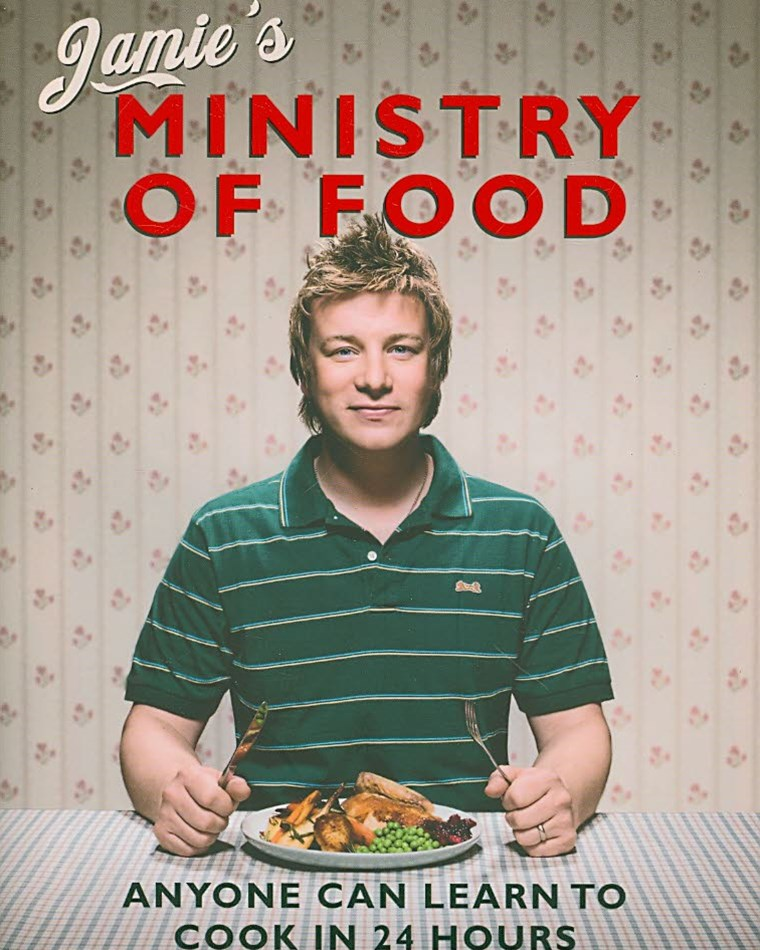 Jamie's Ministry Of Foodrs