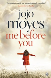 Image result for Me Before You, by Jojo Moyes