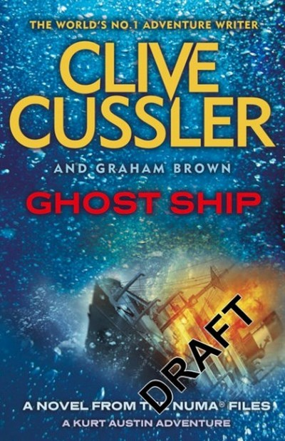 Ghost Ship: NUMA Files