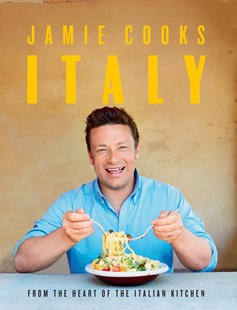 Jamie Cooks Italy by Jamie Oliver (9780718187736) - HardCover - Cooking Health & Diet