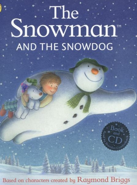 The Snowman And The Snowdog (Book And Cd)