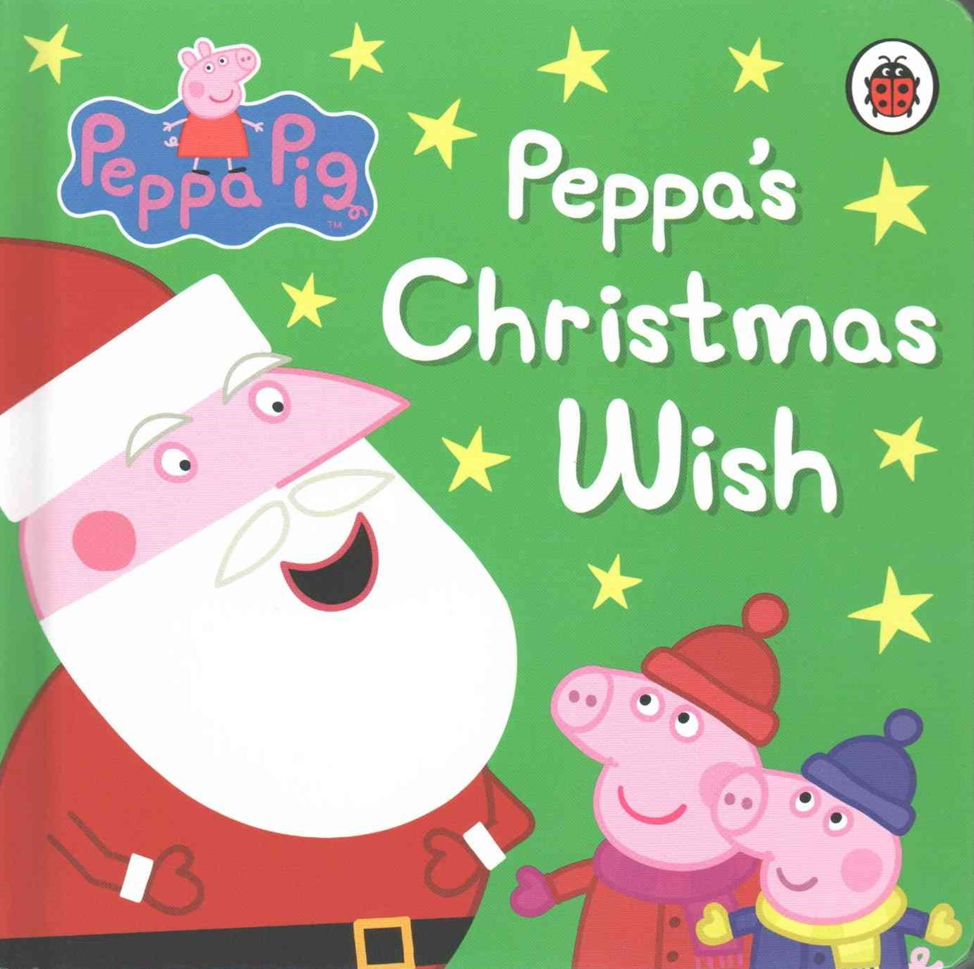 Peppa Pig: Peppa's Christmas Wish