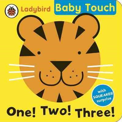 Ladybird Baby Touch: One! Two! Three! Bath Book