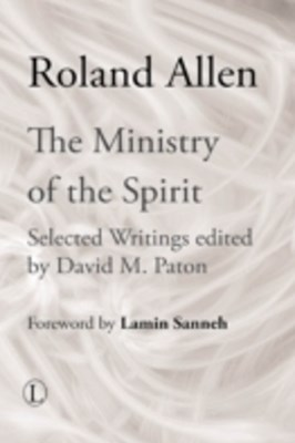 (ebook) Ministry of the Spirit
