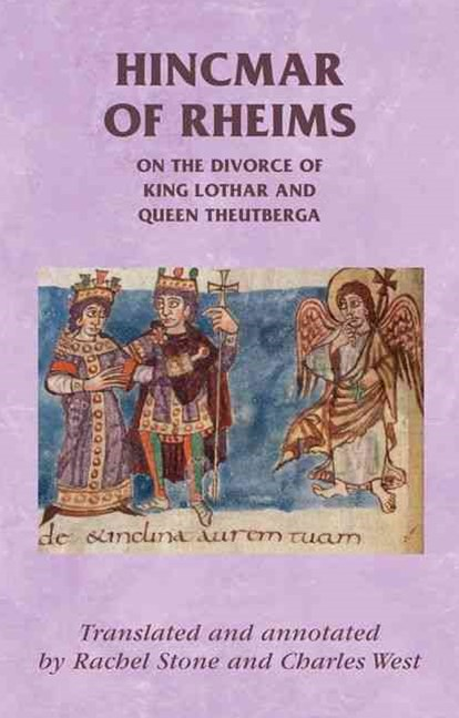 Divorce of King Lothar and Queen Theutberga