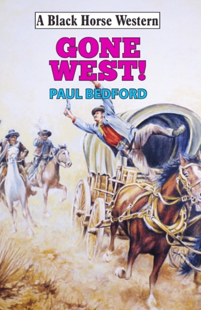 (ebook) Gone West!