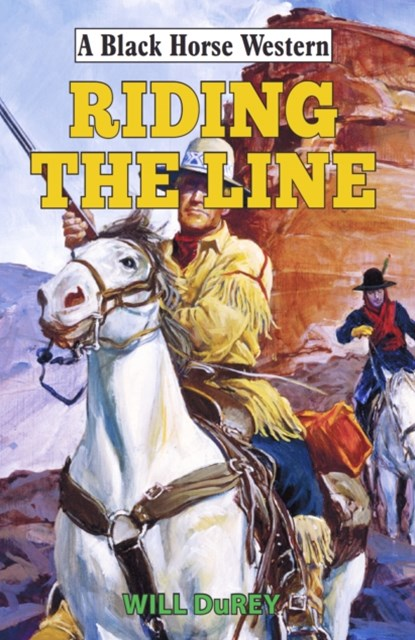 (ebook) Riding the Line