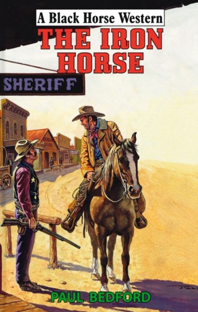 (ebook) Iron Horse