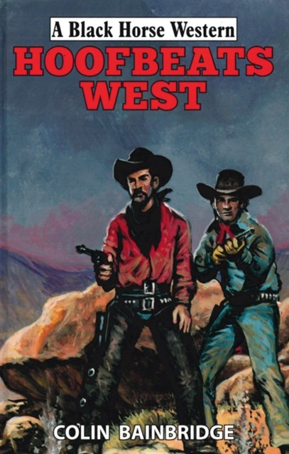 (ebook) Hoofbeats West