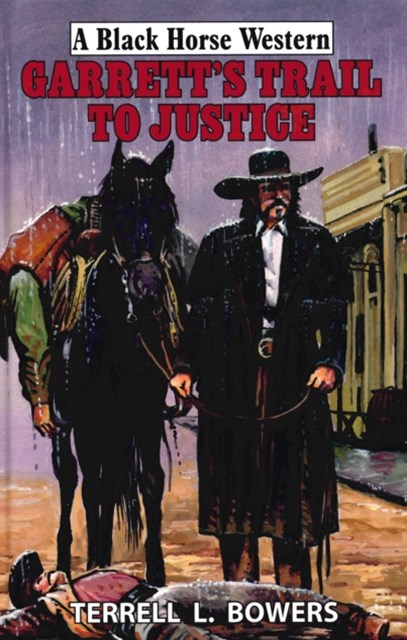 (ebook) Garrett's Trail To Justice