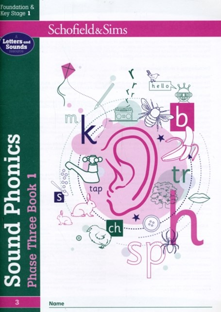 Sound Phonics Phase Three Book 1