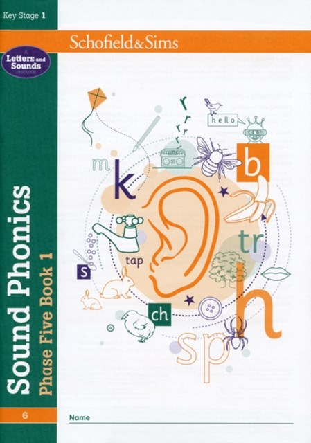 Sound Phonics Phase Five Book 1