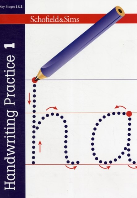 Handwriting Practice Book 1