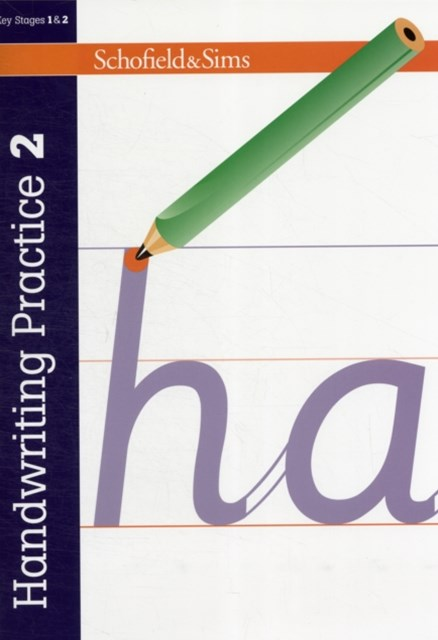 Handwriting Practice Book 2