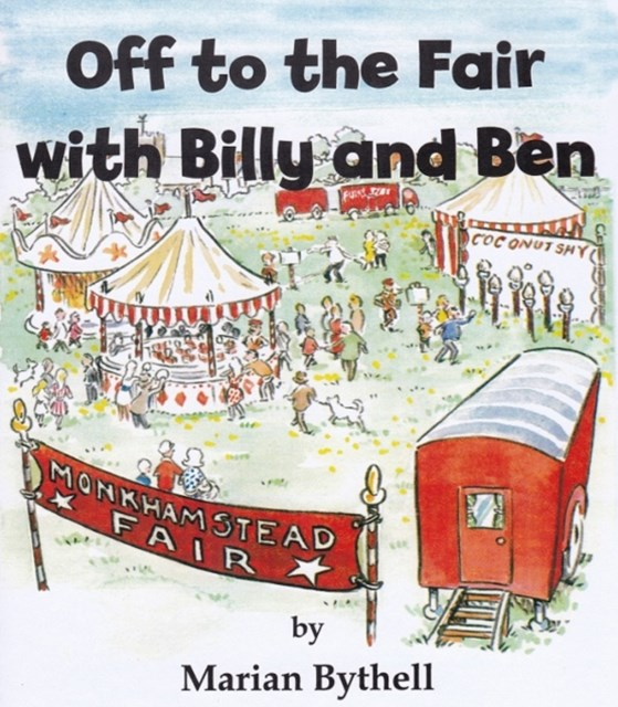 Off to the Fair with Billy and Ben