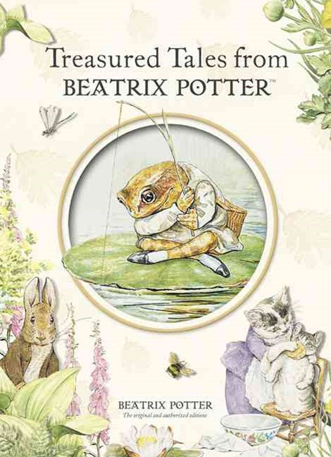 Beatrix Potter: Treasured Tales From Beatrix Potter