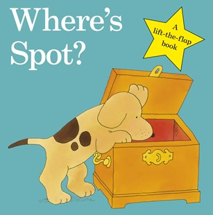 Where's Spot? - Children's Fiction Early Readers (0-4)