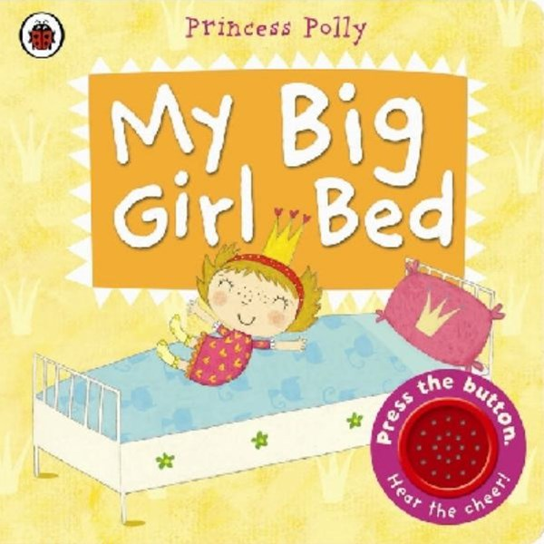 Princess Polly: My Big Girl Bed