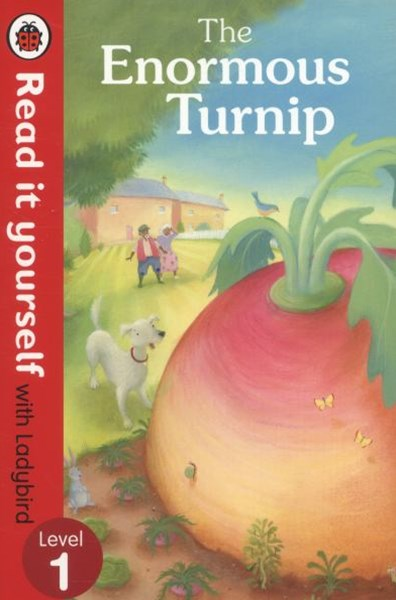 Read It Yourself With Ladybird: Level 1: The Enormous Turnip