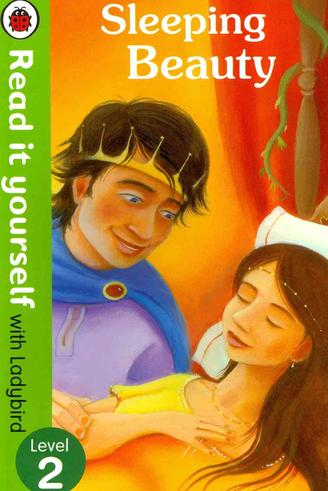 Read It Yourself With Ladybird: Level 2: Sleeping Beauty