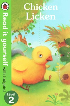 Read It Yourself With Ladybird: Level 2: Chicken Licken