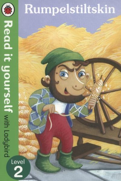 Read it Yourself with Ladybird: Level 2: Rumpelstiltskin