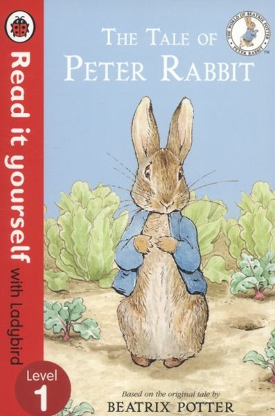Read It Yourself With Ladybird: Level 1: The Tale Of Peter Rabbit