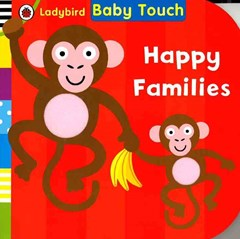 Ladybird Baby Touch: Happy Families