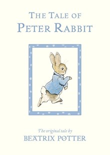 The Tale Of Peter Rabbit Board Book - Children's Fiction Classics