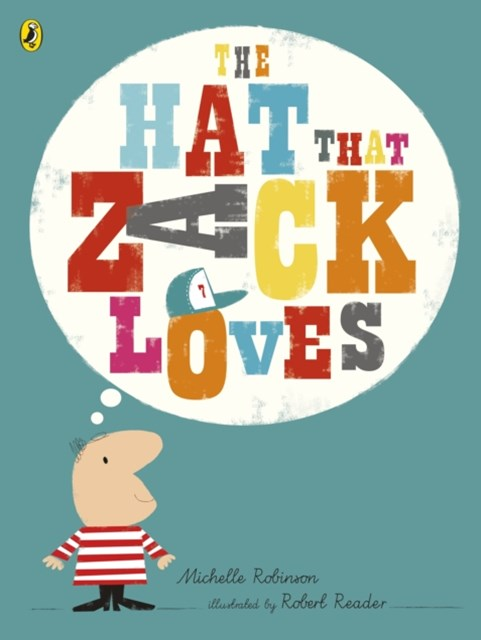 (ebook) Hat That Zack Loves