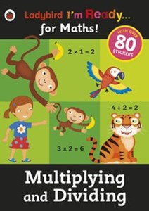 Ladybird I'm Ready...For Maths: Multiplying And Dividing Sticker