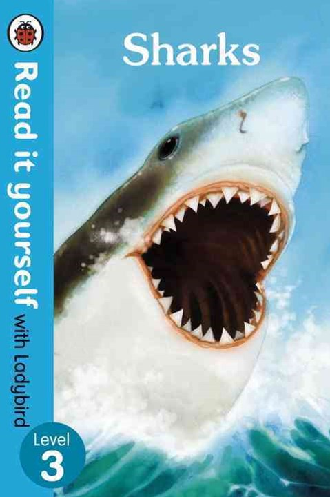 Read It Yourself With Ladybird: Level 3: Sharks