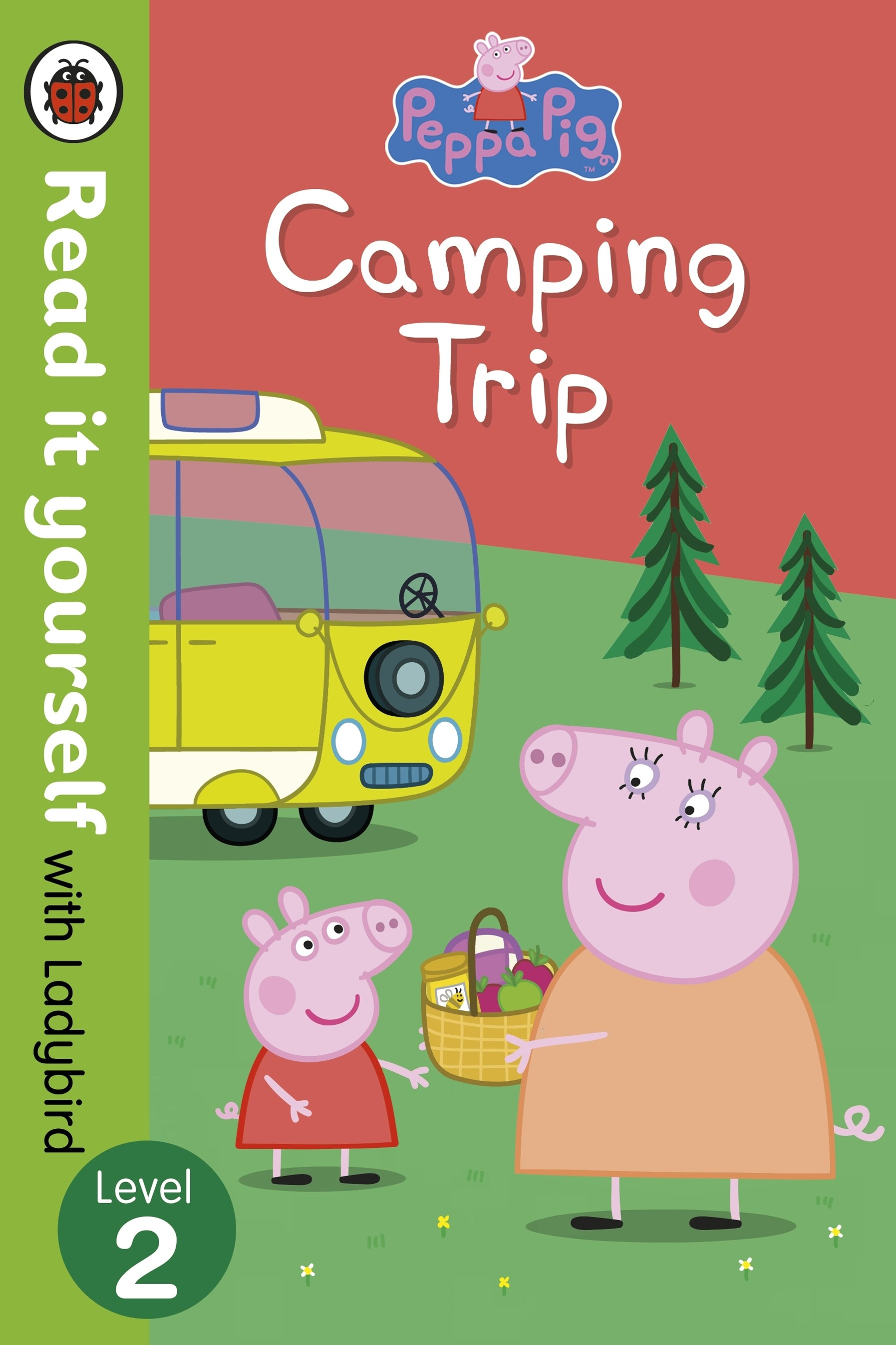 Read It Yourself With Ladybird: Level 2: Peppa Pig: CampingTrip