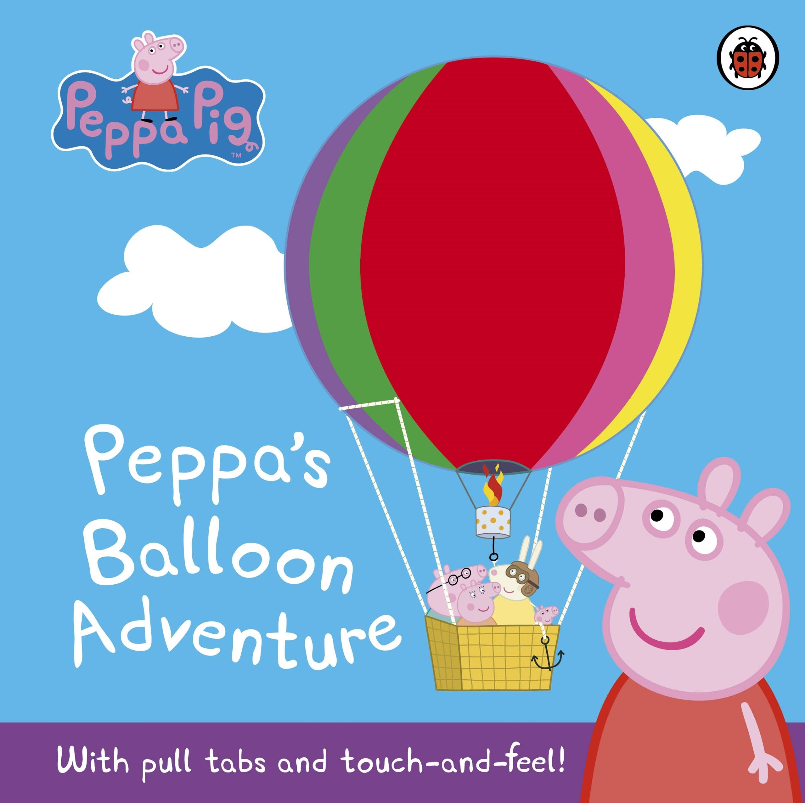 Peppa Pig: Peppa's Balloon Adventure