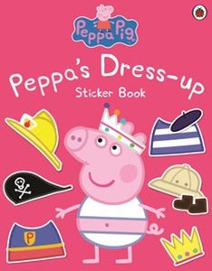 Peppa Pig: Peppa's Dress-Up Sticker Book