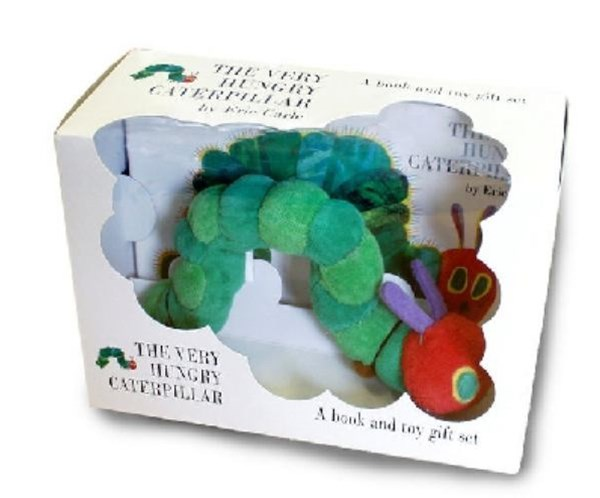 The Very Hungry Caterpillar (Book And Toy Pack)