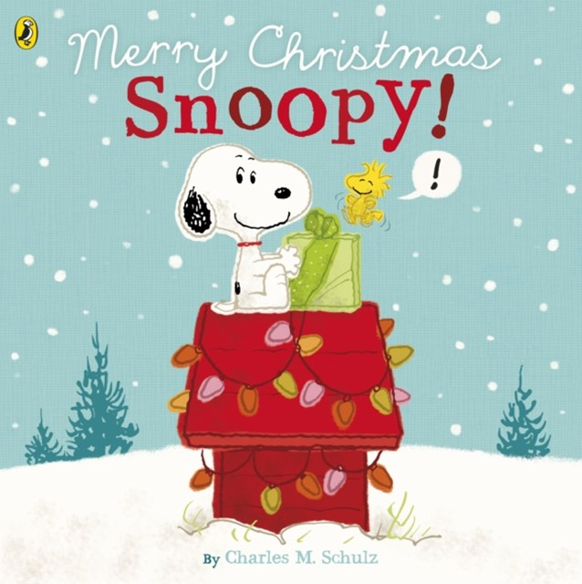 (ebook) Peanuts: Merry Christmas Snoopy!